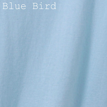Organic Cotton Toddler Tee - Blue Bird