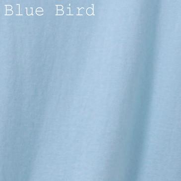 Organic Cotton Infant Tee - Blue Bird
