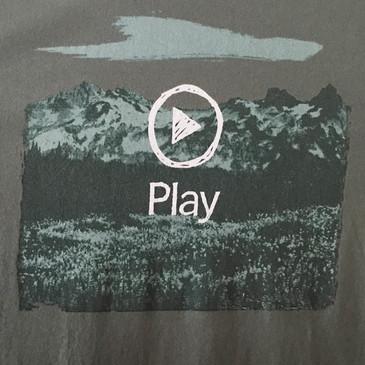 Play Men's T-Shirt - Willow Medium