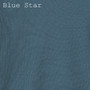 Women's Organic Slim Thermals - Solid Blue Star