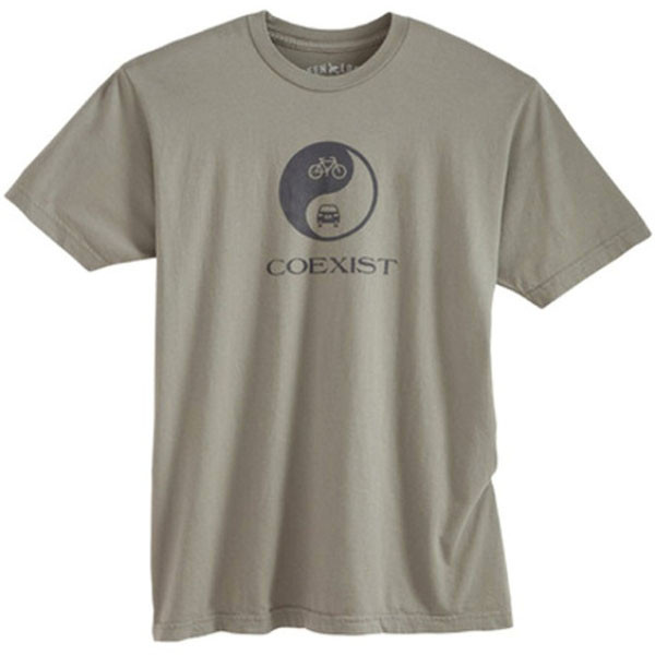 Men's Crew Coexist Khaki
