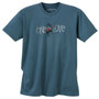 Men's Crew Ollie Guitar Blue Star