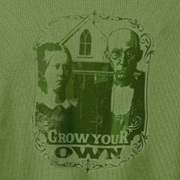 Men's Thermal - Grow Your Own Moss