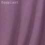 Women's Super Soft Classic Scoops - Solid Eggplant