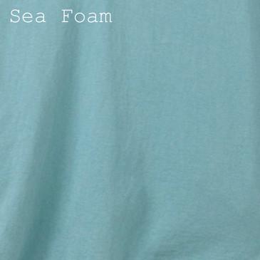 Infant Tee Solid Sea Foam
