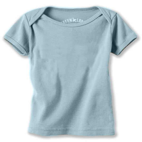 Infant Tee Solid Sea Foam