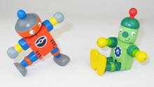 Twisty Robot