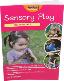 Sensory Play (Play in the EYFS)