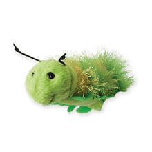 Green Furry Caterpillar