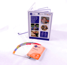 Stepping Out Activity Cards 10 - 20 Months