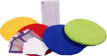 Multi-Coloured Floor Mats
