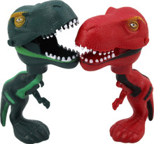 Red and green Chomoing Dino (only 1 supplied)