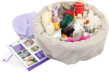 Adult and Child-led Play Treasure Basket