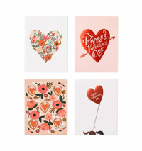 Assorted Valentines Day Card Set