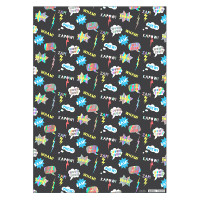 Wham! Zap! Wrapping Paper