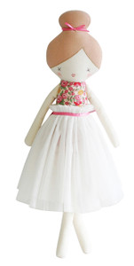 Amelie Doll- Ivory