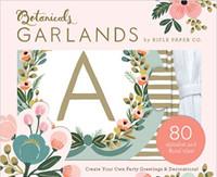 Botanicals Garland Book