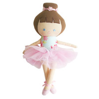 Baby Ballerina- Blue