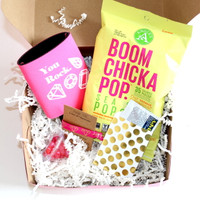 Little Box of Bachelorette Character II with koozie
