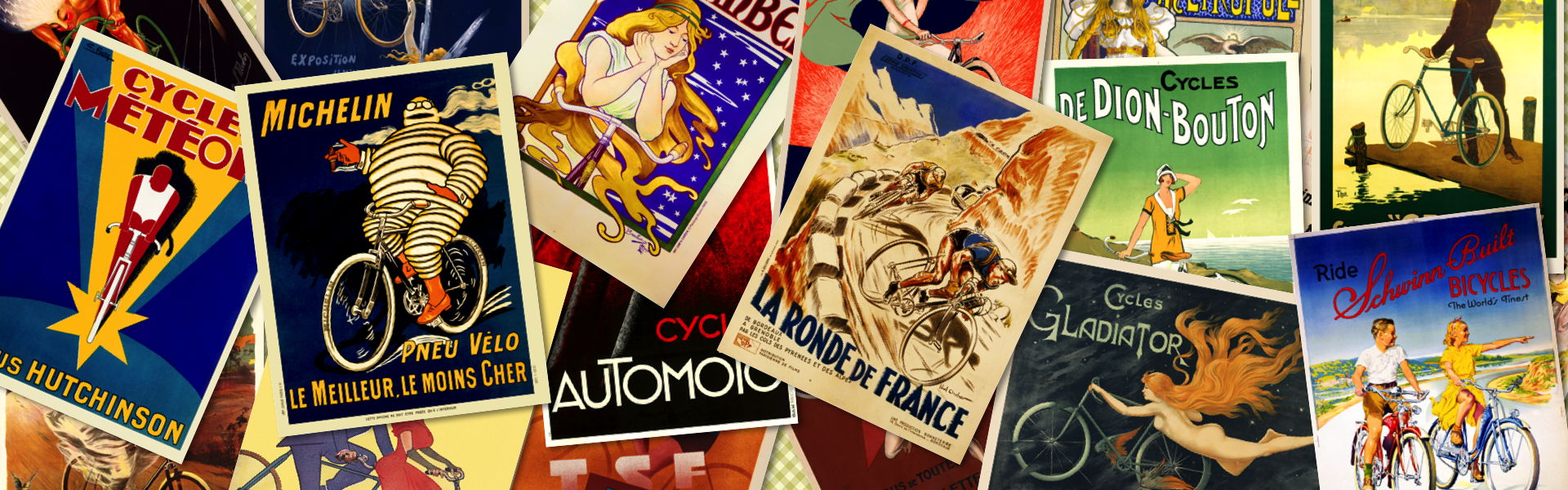 Thumbnail: Bicycling Art.