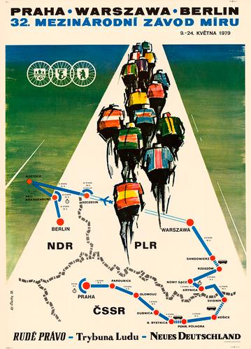 1979 Peace Race - Berlin Prague Warsaw