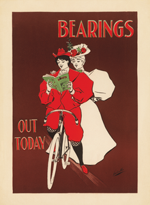 Bearings - Out Today Poster