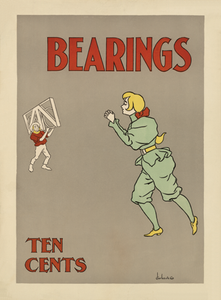 Bearings - Ten Cents Poster