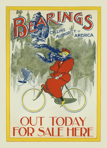 Bearings - Winter Riding Poster