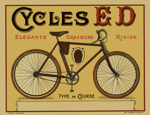 Cycles ED Poster