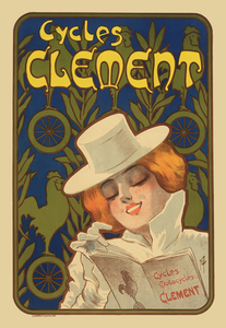 Cycles Clement II Poster