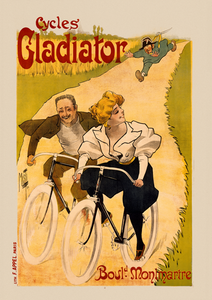 Cycles Gladiator III Poster