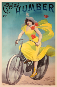 Cycles Humber Poster
