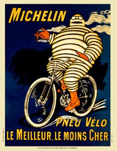 Michelin Poster