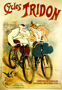 Cycles Tridon Poster