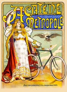 Acatene Metropole Poster