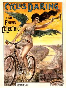 Cycles Daring Poster