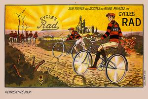 Cycles Rad Poster