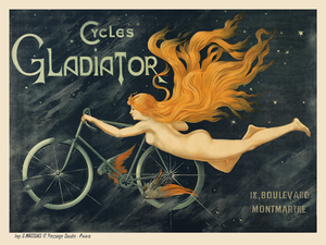 Cycles Gladiator II Poster