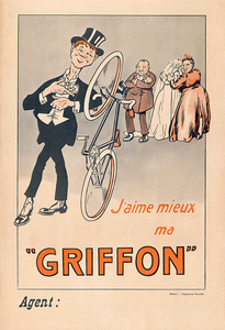 Griffon Poster