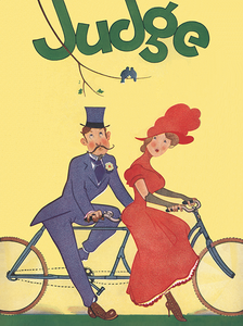 Judge Bicycle Poster