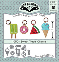 Sweet Treats Charms