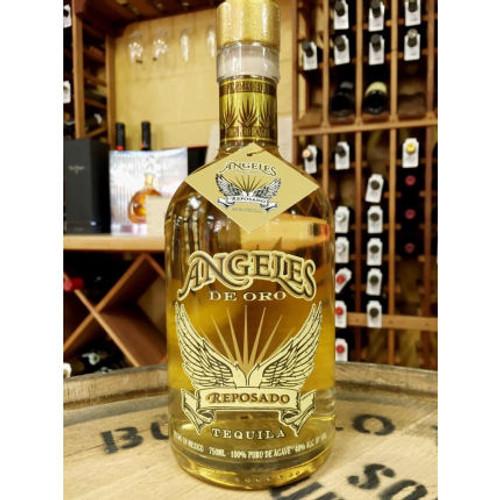 Angeles de Oro Reposado Tequila 750ml
