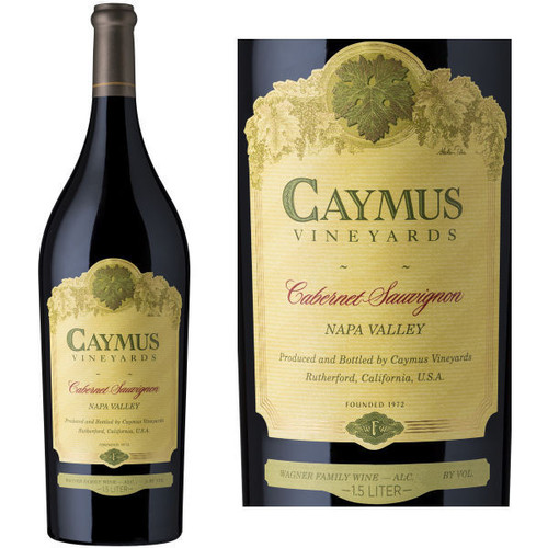 Caymus 42nd Anniversary Napa Cabernet