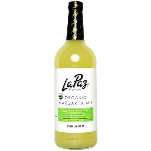 La Paz Organic Margarita Mix 1L