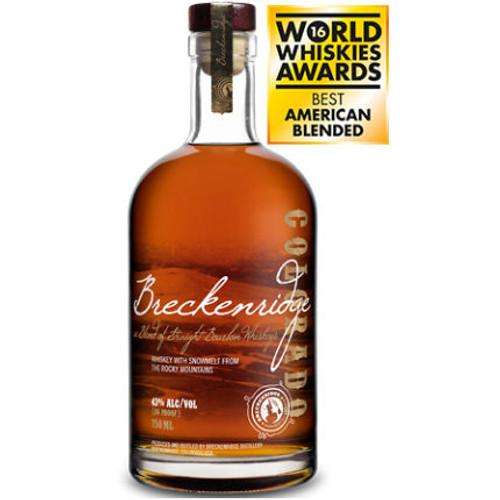 Breckenridge Blend of Straight Bourbon Whiskeys 750ml