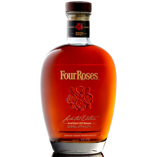 Four Roses Limited Edition Small Batch Kentucky Straight Bourbon Whiskey 2016 750ml