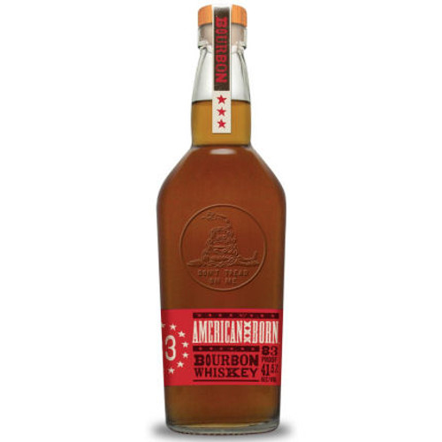 American Born Bourbon Whiskey 750ml