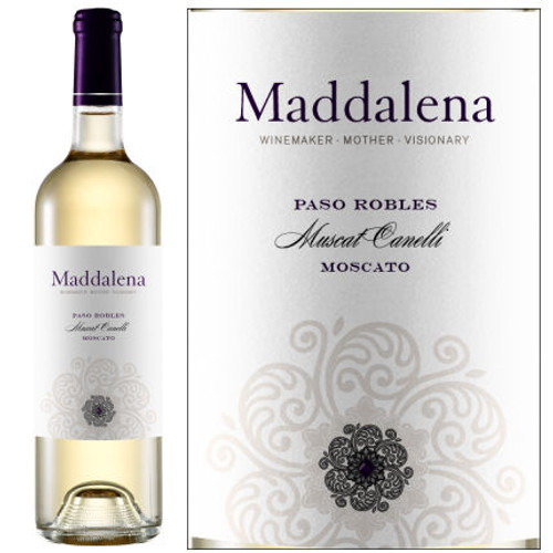 Maddalena Vineyard Paso Robles Muscat Canelli