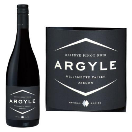 Argyle Reserve Pinot Noir 2013 375ML Half Bottle Rated 91WE