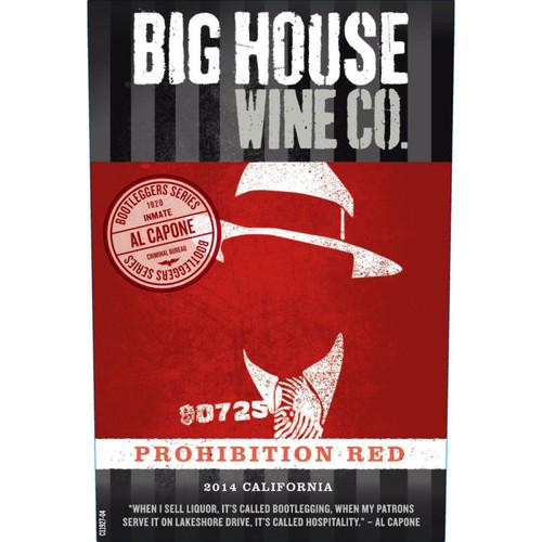 Big House California Red Wine